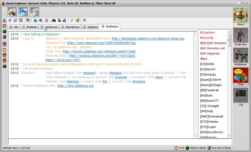 Internet DOOM Utilities - Doom Explorer